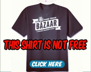 Food Truck Bazaar T-Shirt