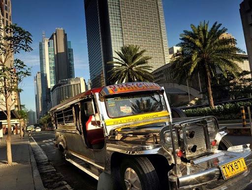 makati jeepney free ride