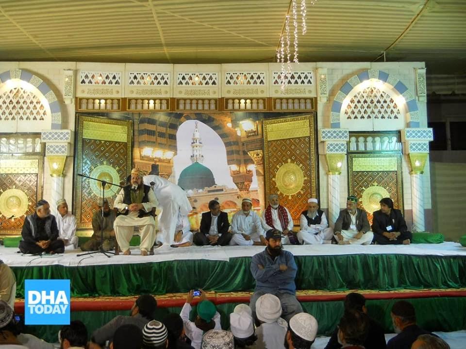 Meelaad un Nabee Celebrations speech allama kaukab noorani okarvi