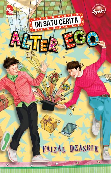 INI SATU CERITA ALTER EGO | Prime Novel | Bahasa Melayu | Young Adult