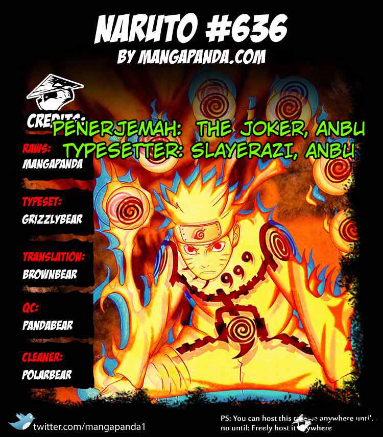 Naruto - Chapter:636 - Page:01