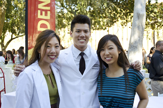 Ostrow School of Dentistry of USC White Coat Ceremony