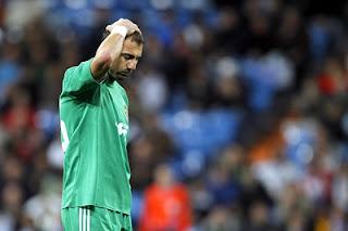 Dudek le dice adiós al Real Madrid