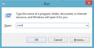 Cara Membuat Bootable Flashdisk USB Windows 8 Menggunakan CMD