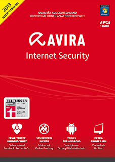 Download Avira Internet Security 2013 13.0.0.2735 with Two Years License Key Full Version Free