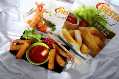 Resep Seafood; Kidung Kinanthi