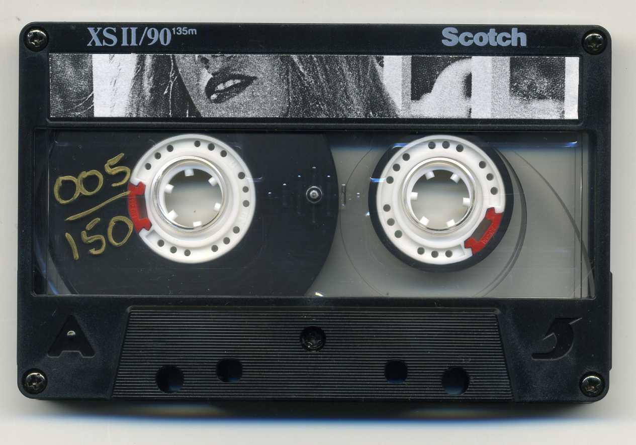 Hypnoskull Cassette Massacre
