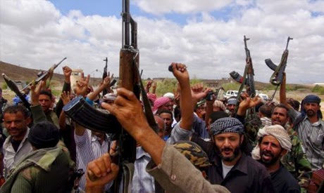 Yemen foreign minister calls for Gulf Arab military intervention