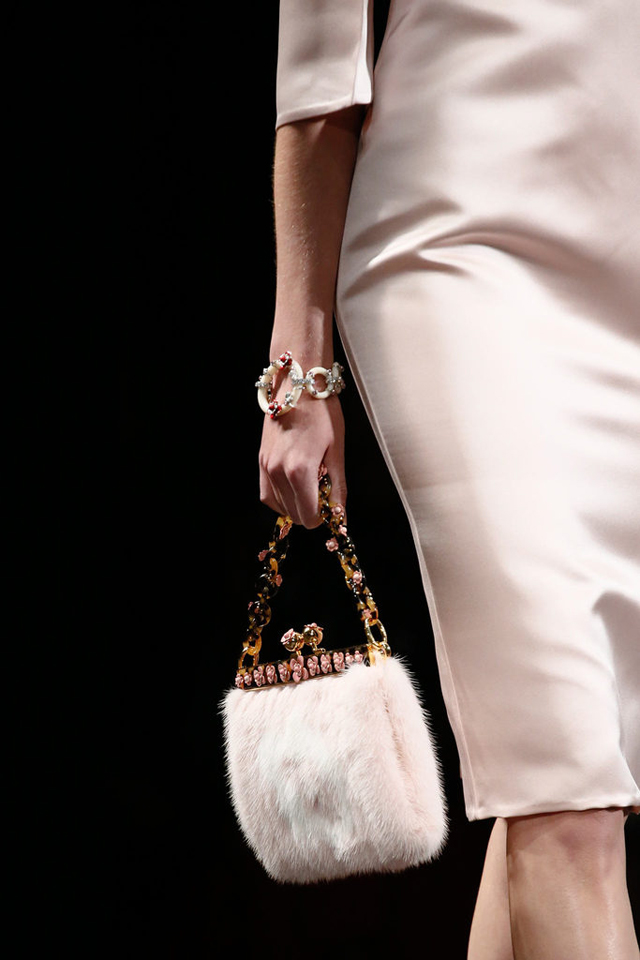 DIY Idea: Prada Spring 2013 RTW Bracelets