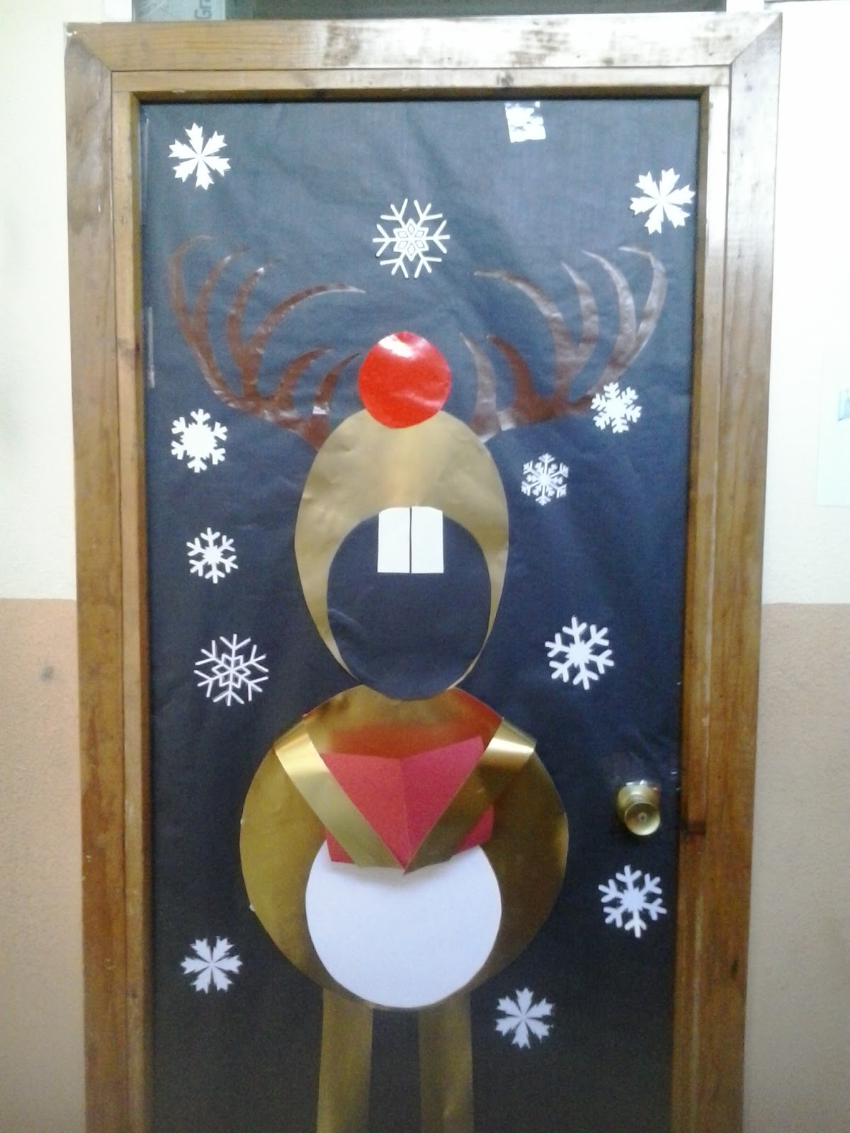 This Is What Our School Doors Looked Like.