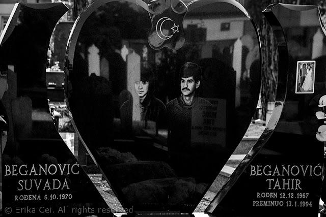 cimitero musulmano Bijeljina