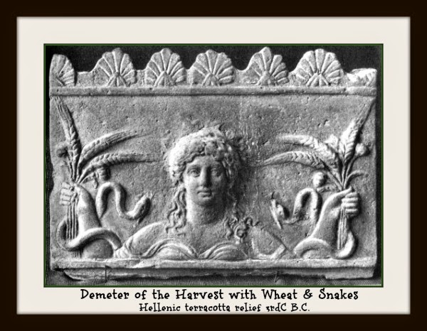 essays on demeter Voices of ancient women: stories and essays on stories and essays on persephone and medusa (2017)scripps in her essay on demeter and persephone as.
