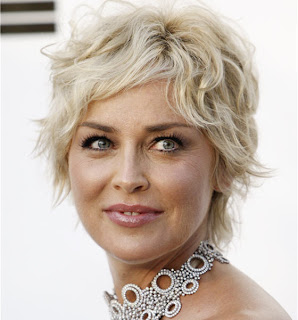 Sharon Stone Hairstyles - Girls hairstyle ideas for 2011 summer