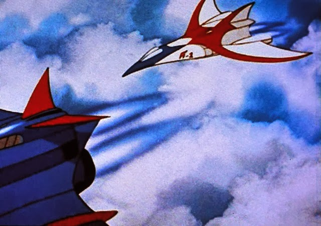 battle of the planets vehicles - photo #29
