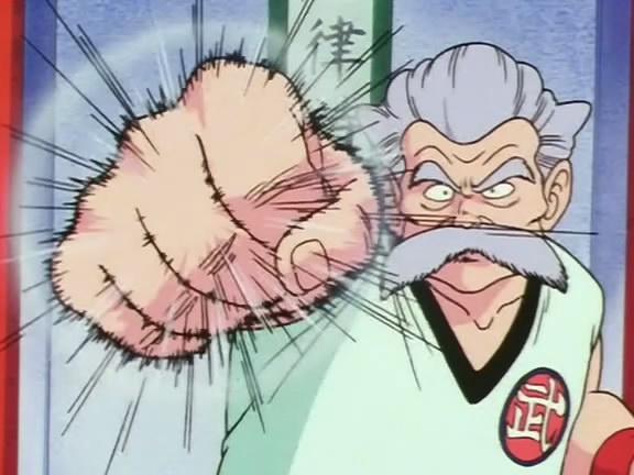 sức mạnh của Master Mutaito
