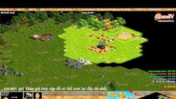 4 vs 4 | GameTV vs Hà Nội 04-08-2014
