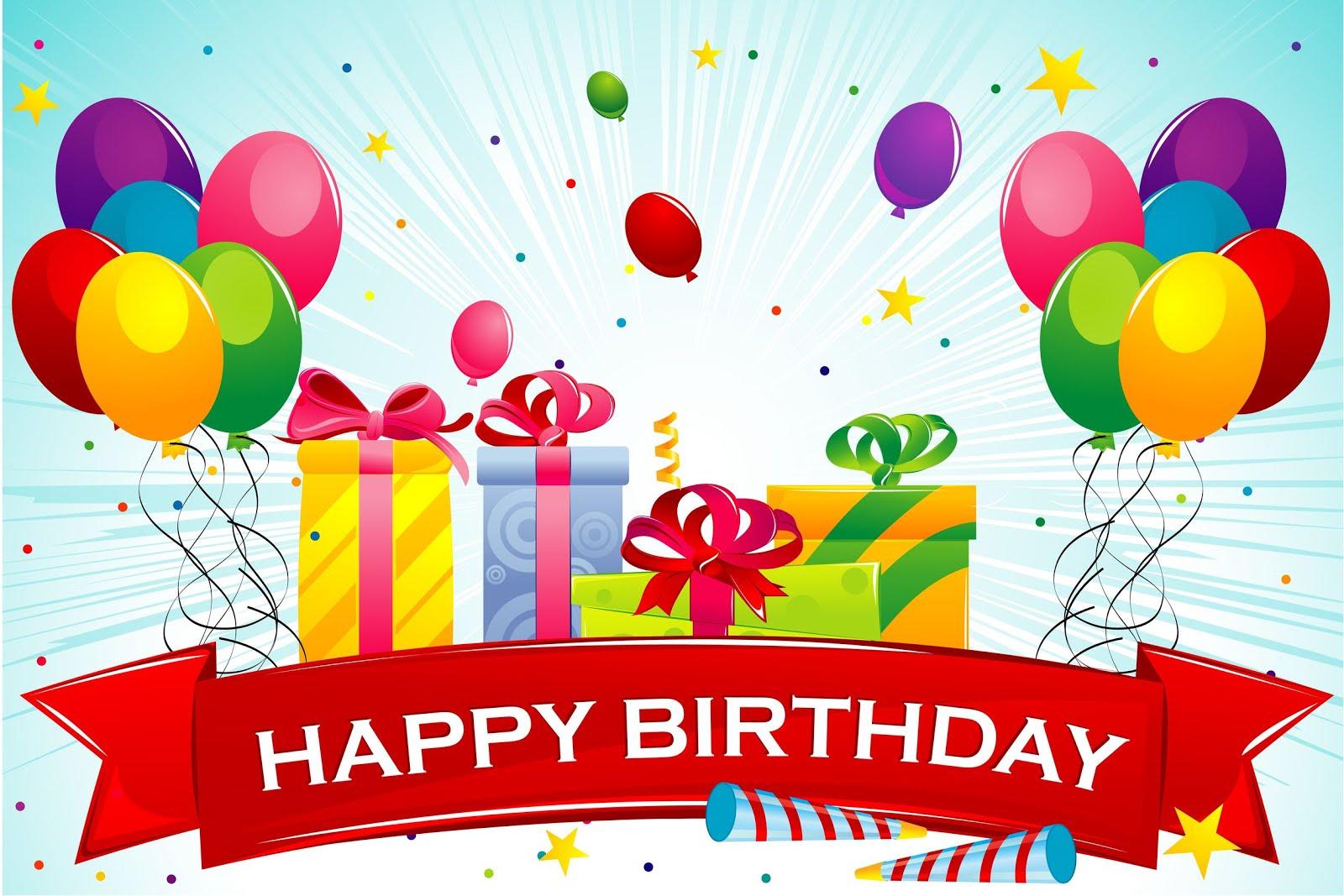 Nota: Haga usted click aquí para ver más postales de cumpleaños