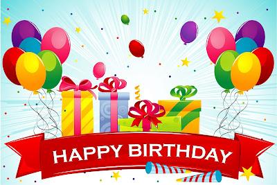 Tarjeta de cumpleaños para compartir y felicitar