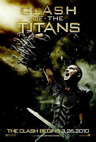 clash of the titans 2010 movie poster 338 x 498 Clash of the Titans 2010 BLURAY Rip (950 mb) download
