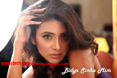 Model Actress Bidya Sihma Mim