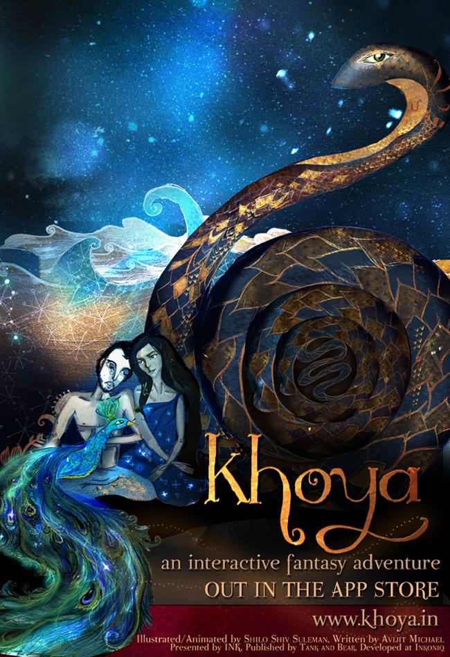 Khoya poster