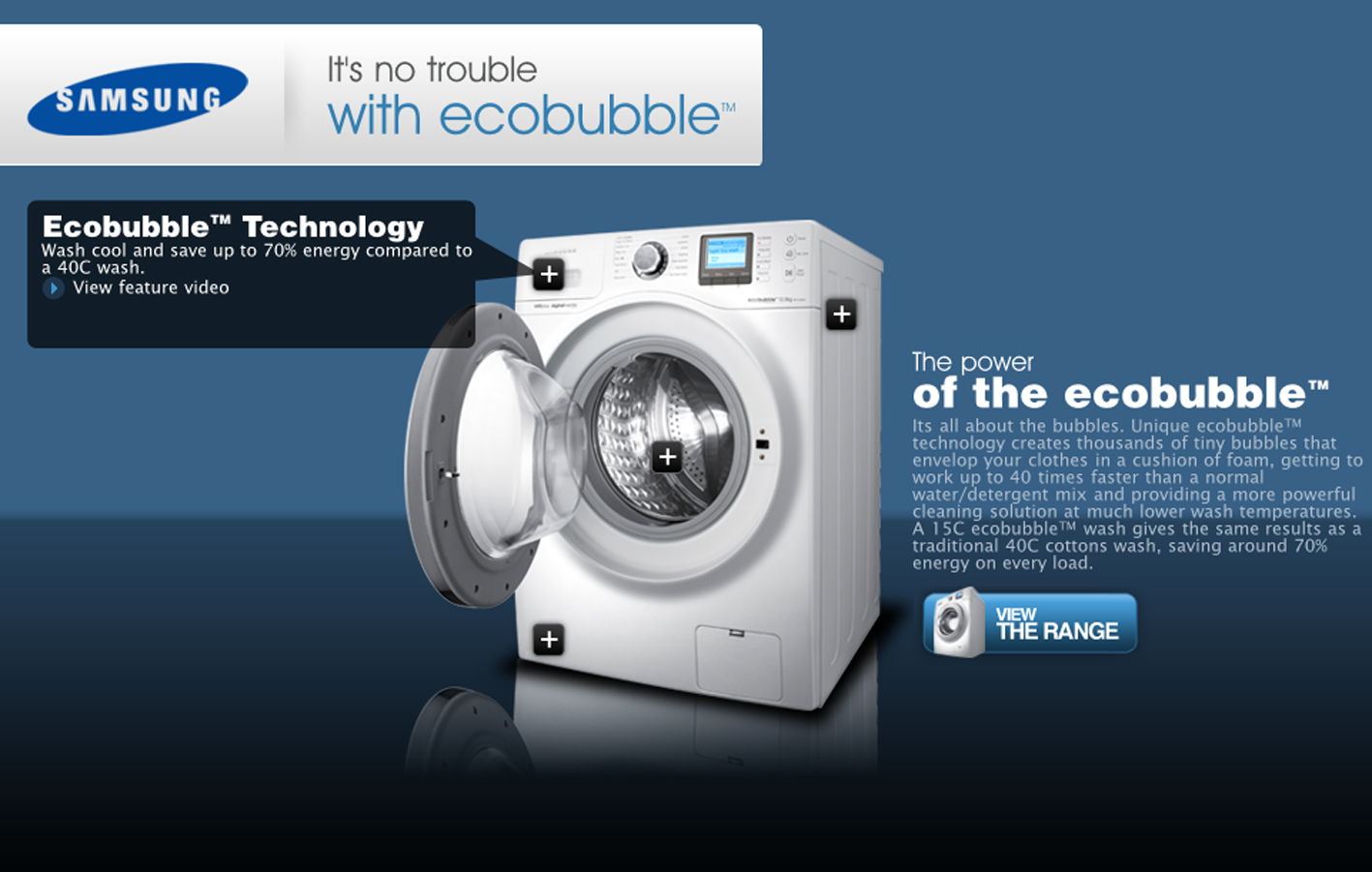 sm appliance washing machine