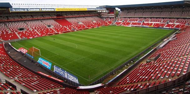 El molin n el estadio m s antiguo de espa a fotos hist ricas del deporte - Estadio del sporting de gijon ...