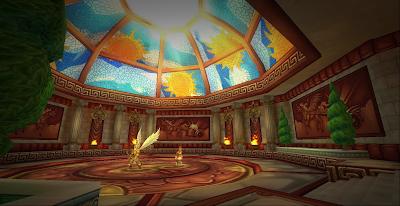 Wizard101 Aquila Mount Olympus