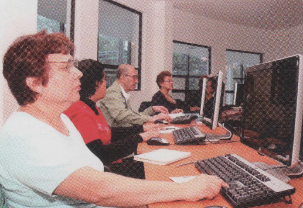 Internet para adultos mayores