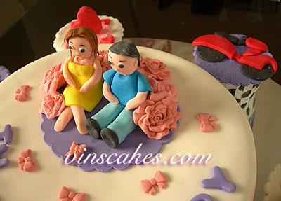 Vin s Cakes - Birthday Cake & Cupcake - Wedding Cupcake ...