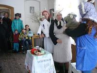 Velikonoce na Krásné 1. 4. 2012 - divadlo Matičky