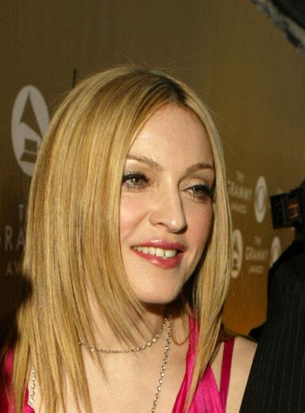 Madonna Grammys Grammy 2004 Madonna na 46º