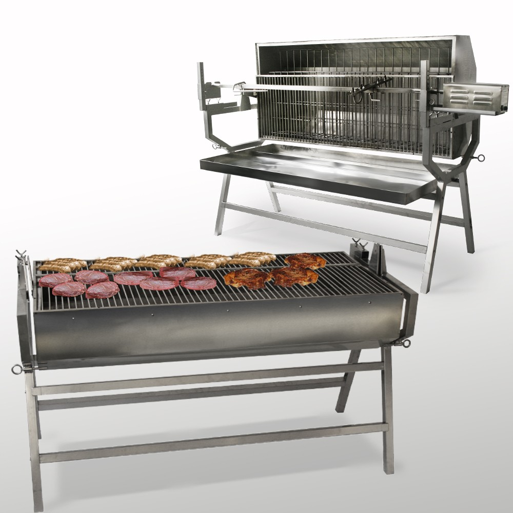 Ad hoc sono colmar cuisine festive mat riel traiteur - Nettoyer grille barbecue rouillee ...