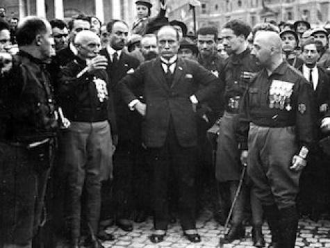 Bunker Paling Rahasia Mussolini Ditemukan