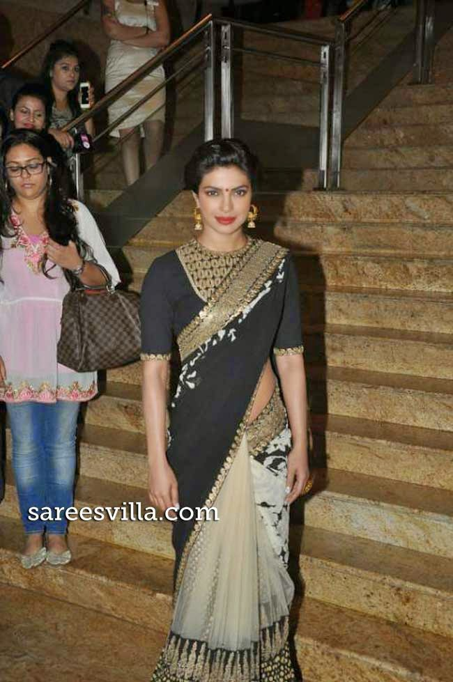 Priyanka Chopra at Dilip Kumar's Autobiography launch