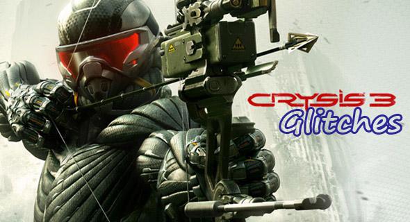 Crysis 3 Glitch