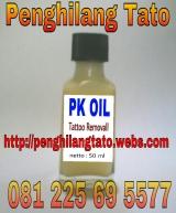 Obat Penghilang Tato PK Oil - Jual - Kesehatan-Kecantikan - Semarang - Jawa Tengah