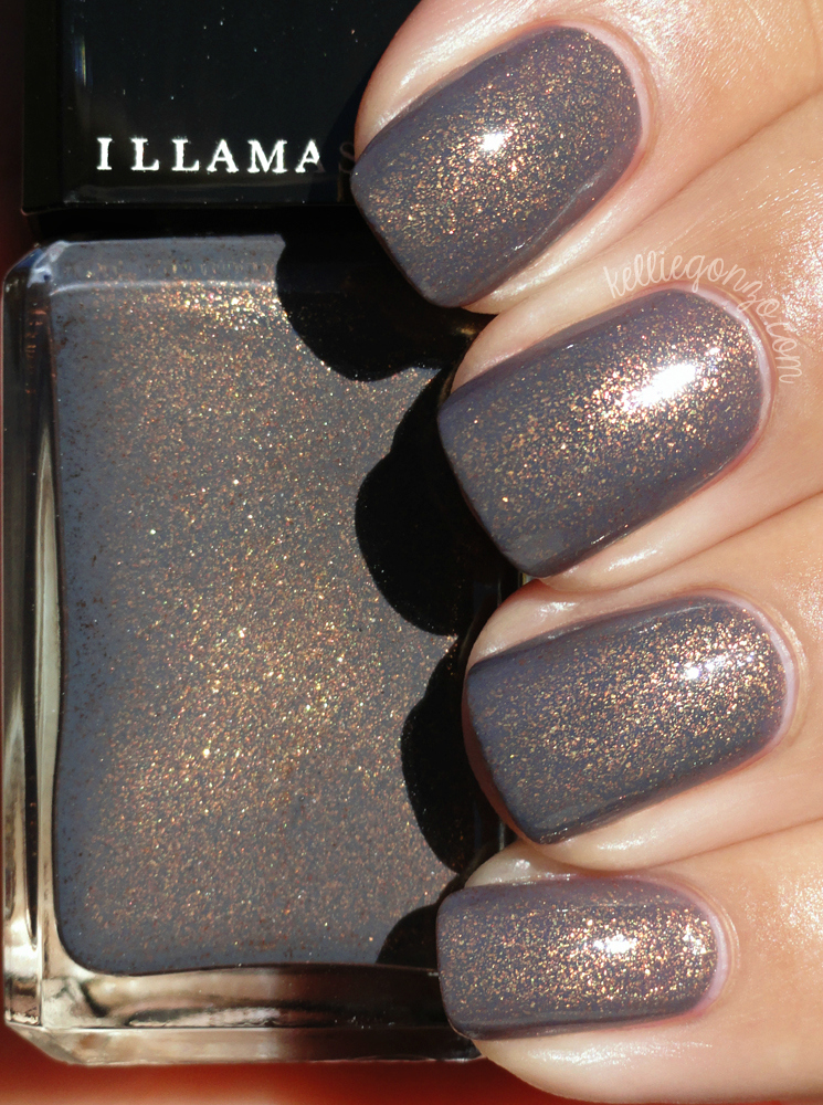Illamasqua Facet nail polish Sacred Hour collection