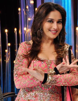 madhuri dixit best smile face in bollywood