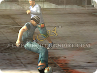 Urban Freestyle Soccer PC Game Snapshot 9