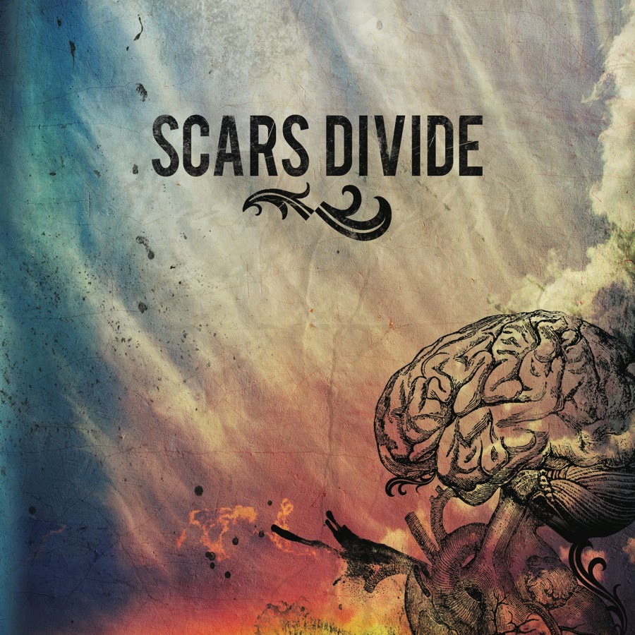 Scars Divide - cover - art