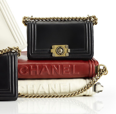 Oh Boy Bag - Chanel