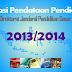 Dapodikdas 2013: Cara Tambak PTK dan PD