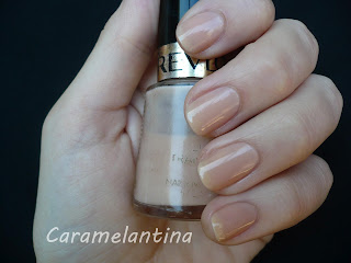 Revlon Sheer Nude, opiniones swatch review