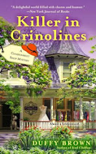 Giveaway: Killer in Crinolines