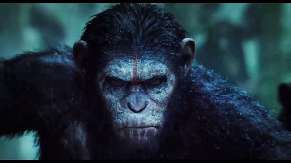 Screen Shot Of Movie Dawn Of Dawn Of The Planet Of The Apes 2014 Official Trailer 720p HD 600x337 Movie-index.com
