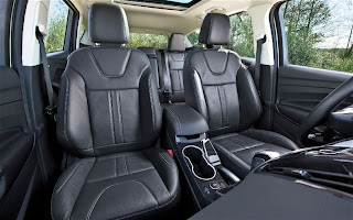 2013 Ford Escape Features