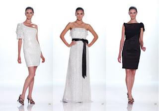 Vestidos Kathy Hilton temporada 2012