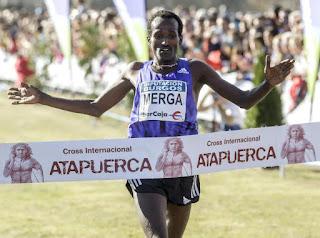 ATLETISMO - El etíope Imane Merga se ha adjudicado la 61 edición del Cross Internacional de San Sebastián
