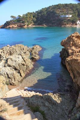 Sa Riera beach in Begur